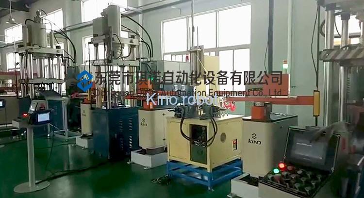 冲压机械手生产线