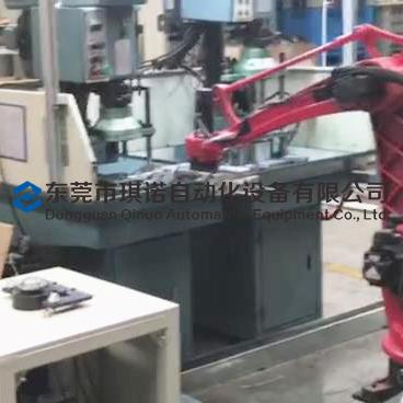 自动化数控车床机械手