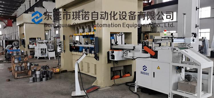 冲床机械手能够提高产品的品质
